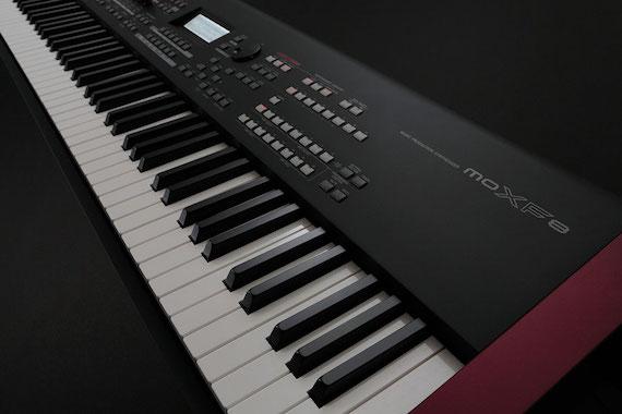 Falcetti Music - Yamaha MOXF8